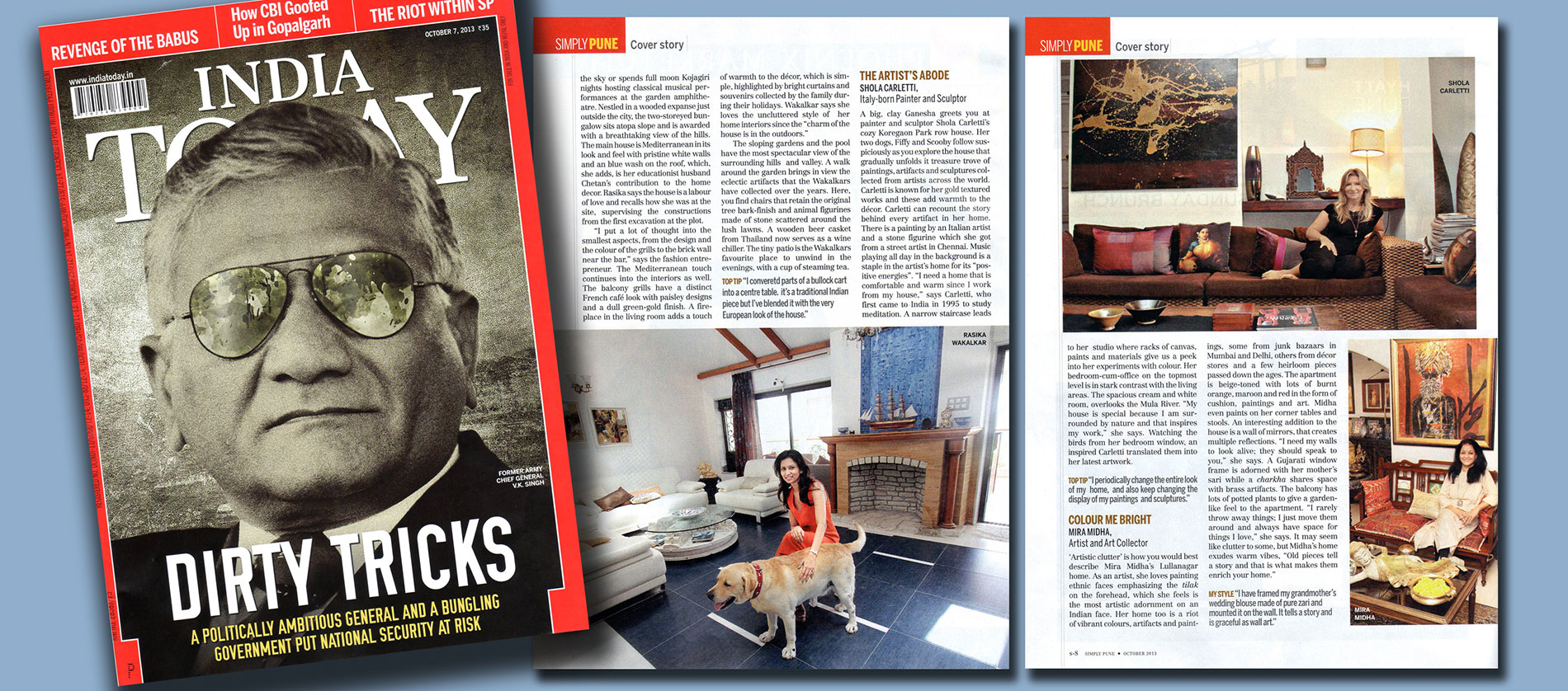 In Magazine, India Today